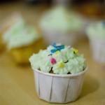 J'ai fait des Cupcakes !!