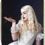 Alice au pays des merveilles de Tim Burton dans Vanity Fair US…