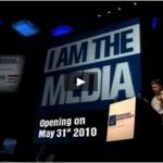 I am the média…