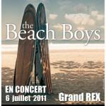 Gagnez 2 places pour le concert des Beach Boys!