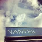 Mon voyage à Nantes…