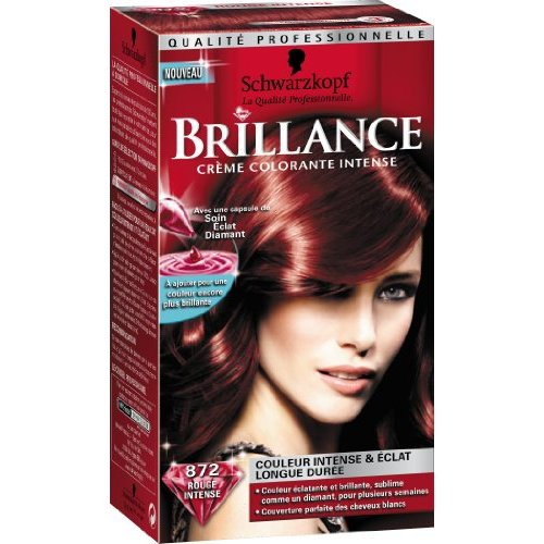 Coloration cheveux rouge schwarzkopf