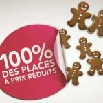 Partez pour Noël avec les TGV Prem's!