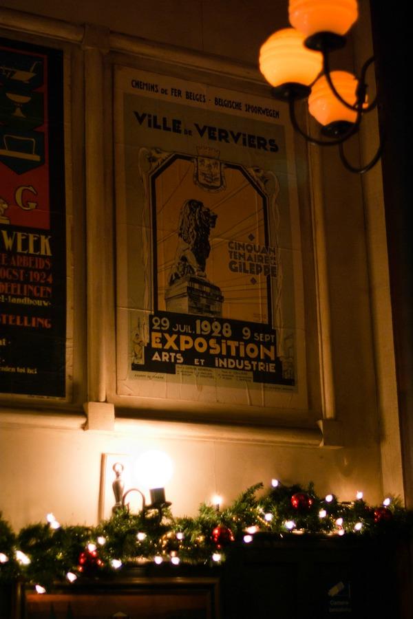 cafe-olivier-utrecht-poster-lion