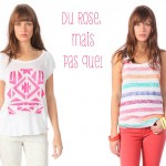 La vie en rose, version shopping!