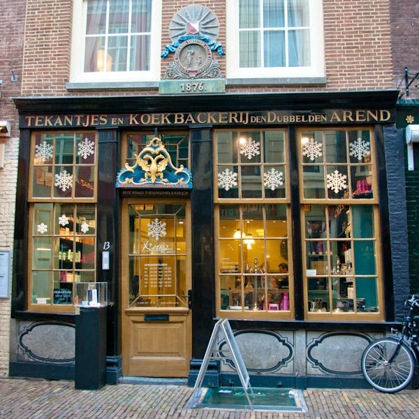 Utrecht Koekbackerij Boulangerie