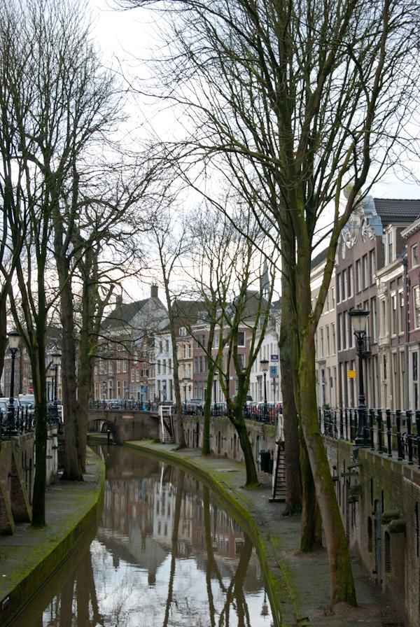utrecht Nieuwegracht canal