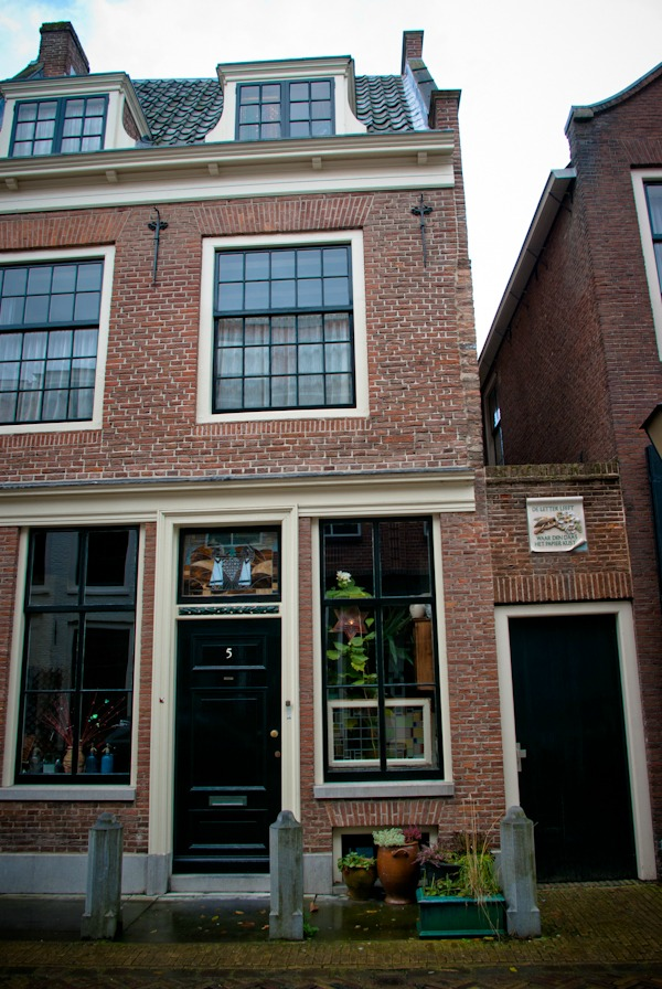 utrecht herenstraat house