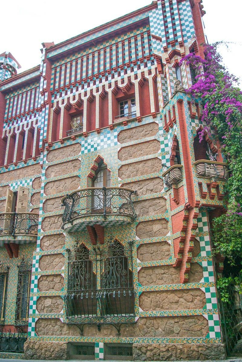 Barcelone-gaudi-casa-vicens