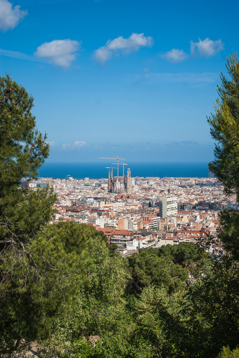 Barcelone-gaudi-park-guell-9