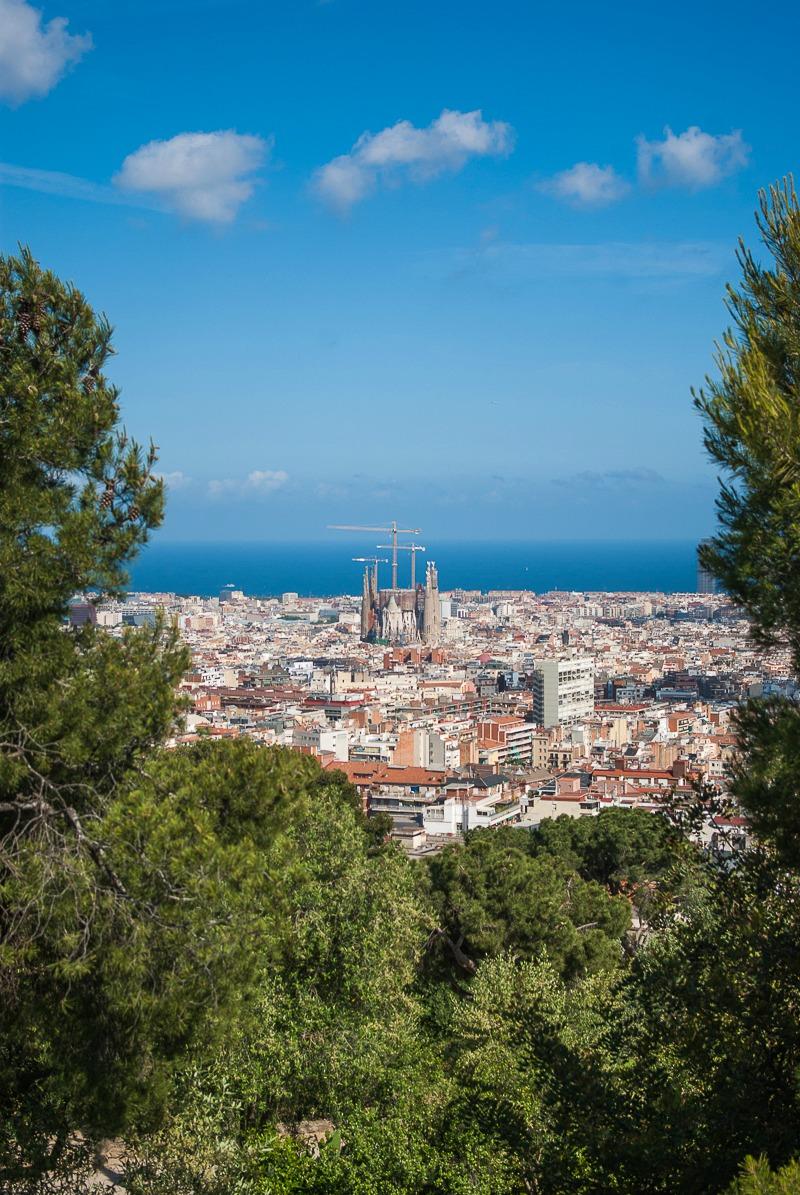 Barcelone-gaudi-park-guell-9