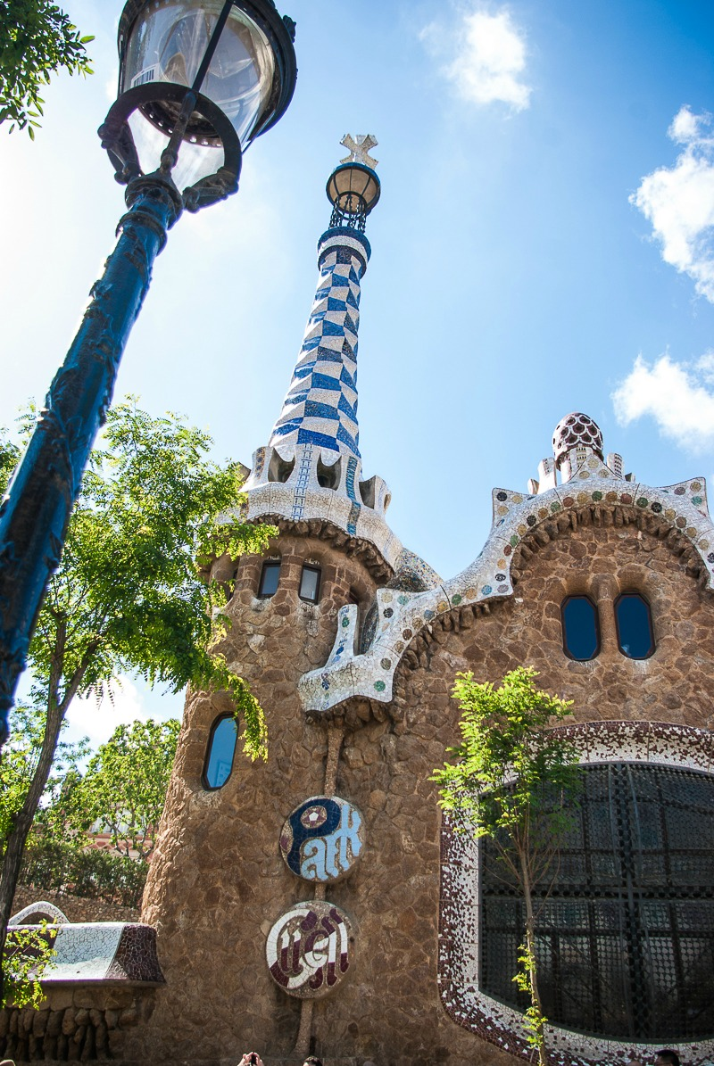 Barcelone-gaudi-park-guell