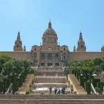 Barcelone, une journée à Monjuic