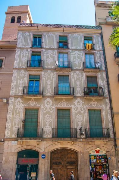 facade-barcelone