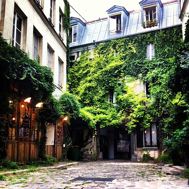 passage lhomme paris