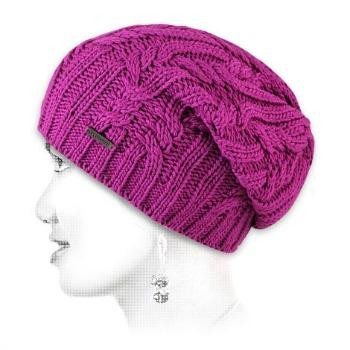 bonnet-femme-rose-Oversized-beanie