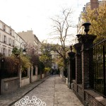 Un dimanche à Paris : la Cité Lemercier…