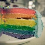 La recette du Rainbow Cake