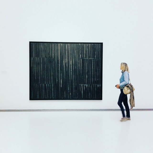 Musee Soulages Rodez Larcenette