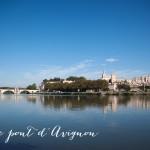Une journée à Avignon…