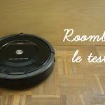 Le test du Roomba 880…