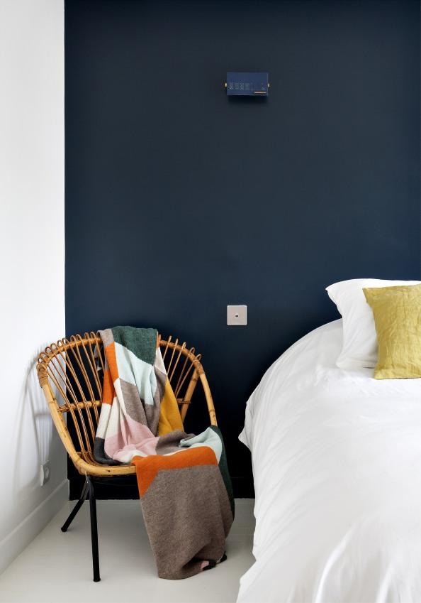 La chambre bleue... - Larcenette
