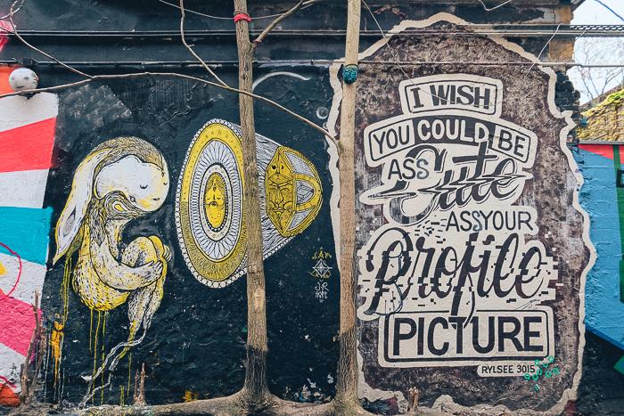 Street art berlin rosenthaler Strasse 39