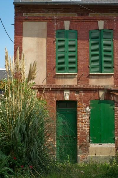 honfleur-maison-porte-verte