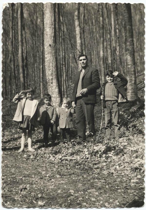 Famille des années 60
