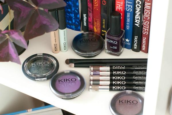kiko le maquillage pas cher qu il est bien larcenette. Black Bedroom Furniture Sets. Home Design Ideas