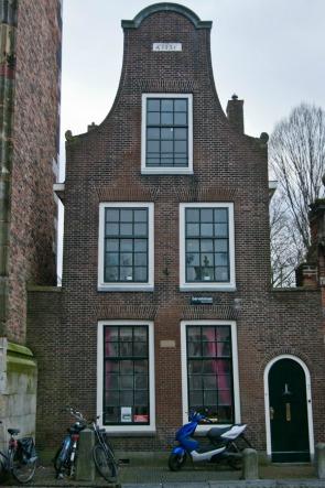 Utrecht Facade