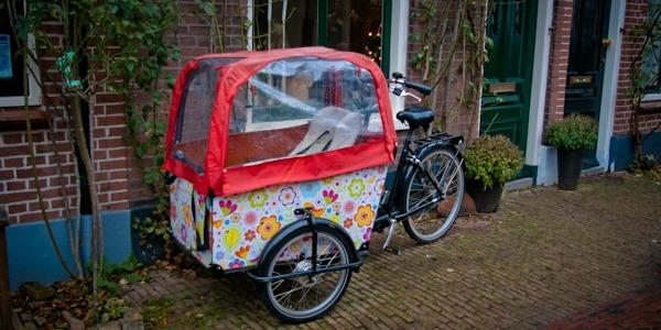 utrecht tricycle hollandais