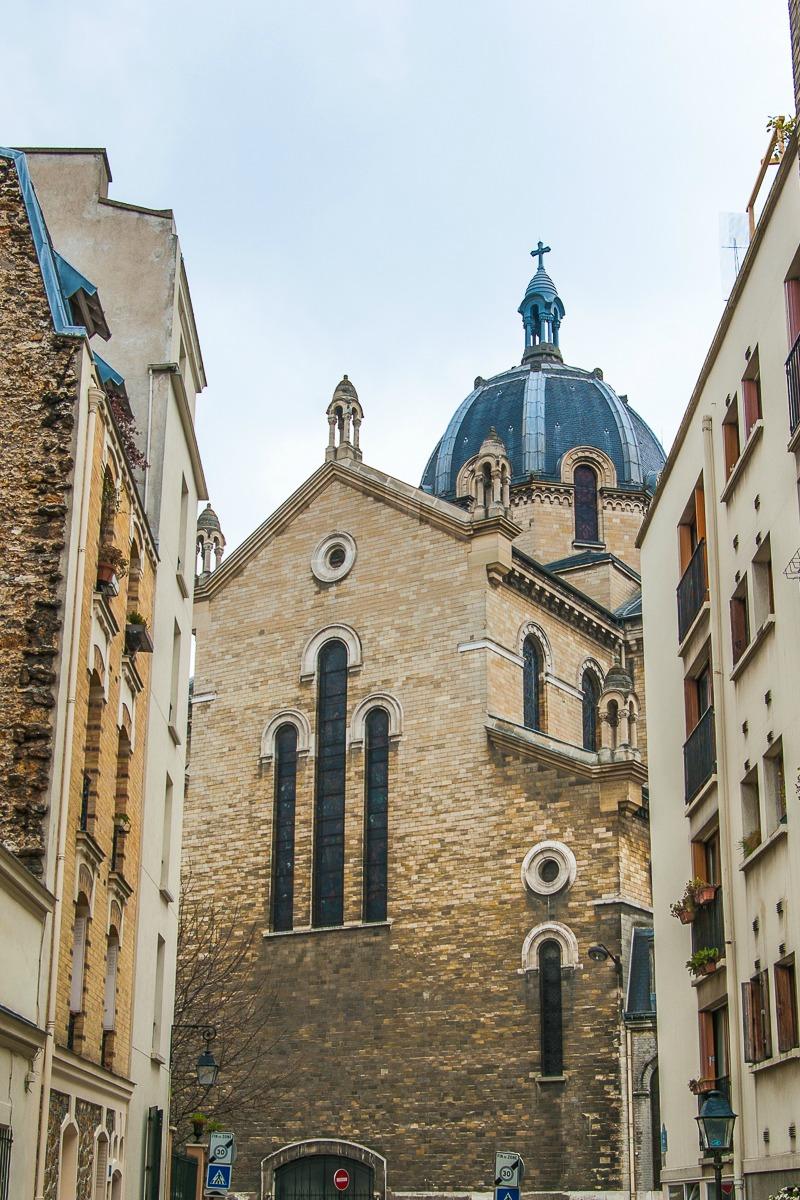 Buttes-aux-cailles-Paris-eglise