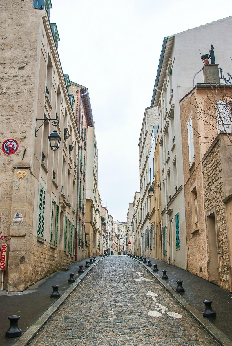 Une street art promenade la butte aux cailles - Restaurant butte aux cailles ...