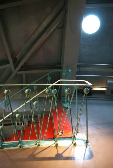 Atomium Balustre Details