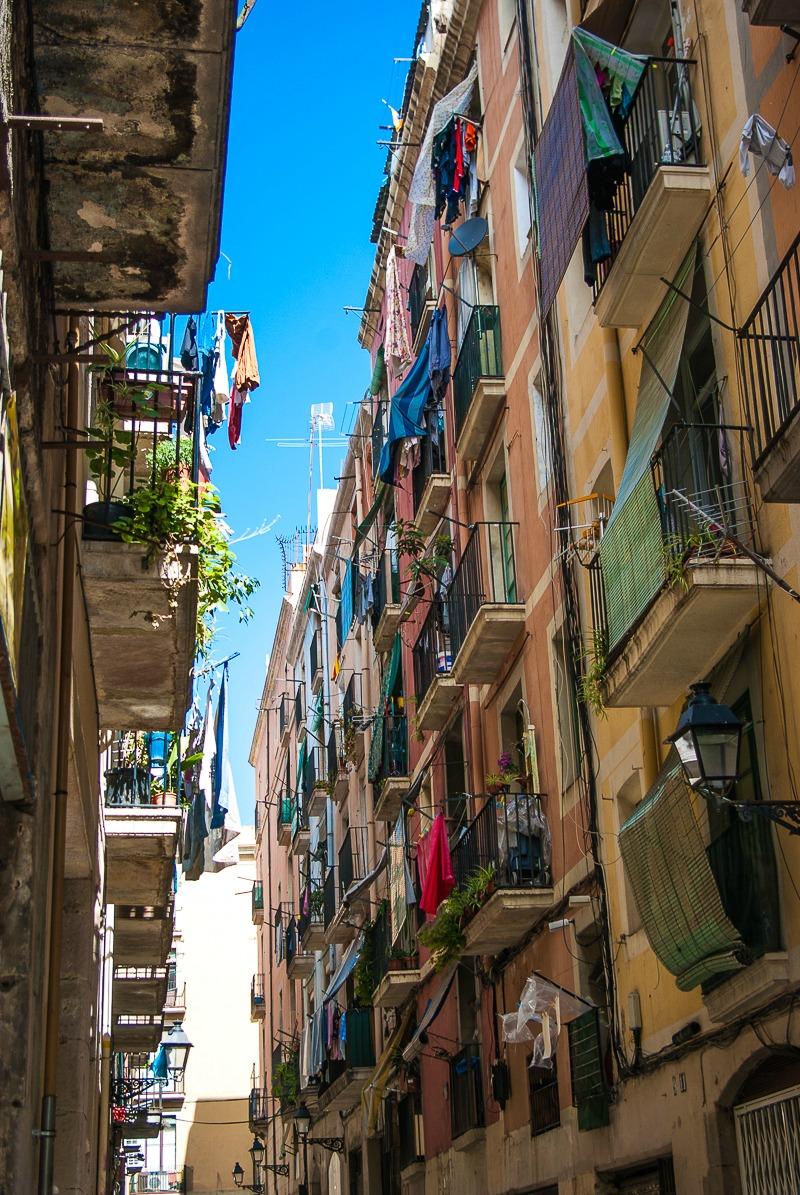 barcelone calle de lancaster