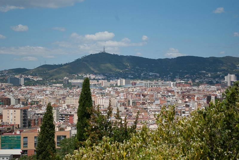 barcelone-montjuic-vue