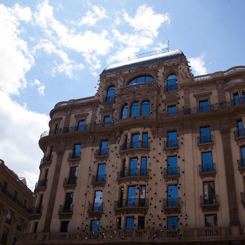 Barcelone hotel