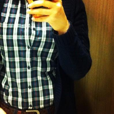 chemise-a-carreaux-femme-h-et-m