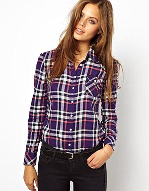 chemise-ecossais-tartan-asos