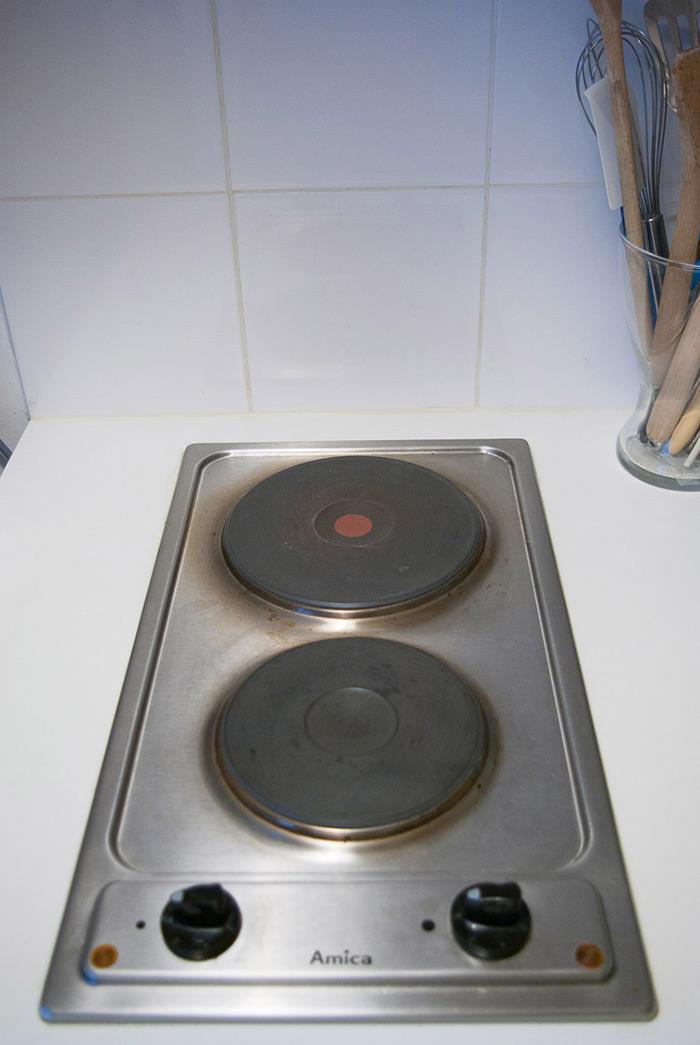 cacher ses plaques de cuisson