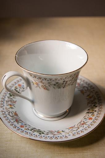 tasse porcelaine vintage