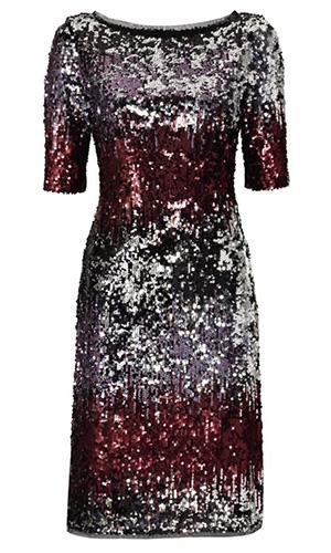 robe nouvel an paillette zalando