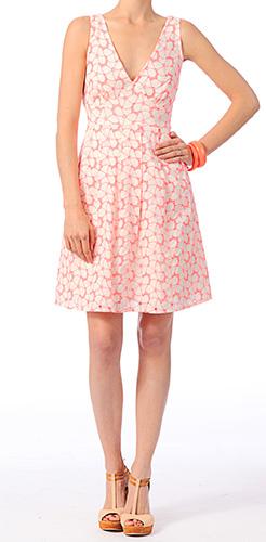 robe-mariage-rose-blanc