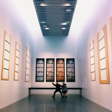 musée soulages et salle de conques