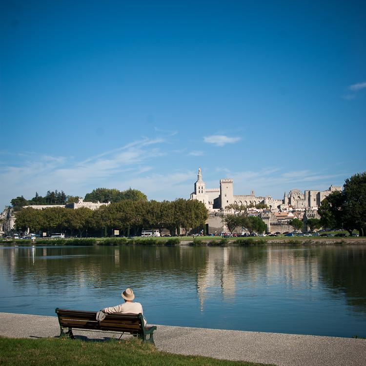 Avignon-vue-du-rhone
