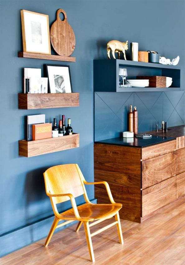 la chambre bleue larcenette