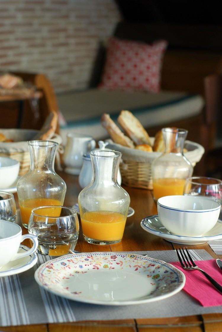 Le miel des muses petit dejeuner