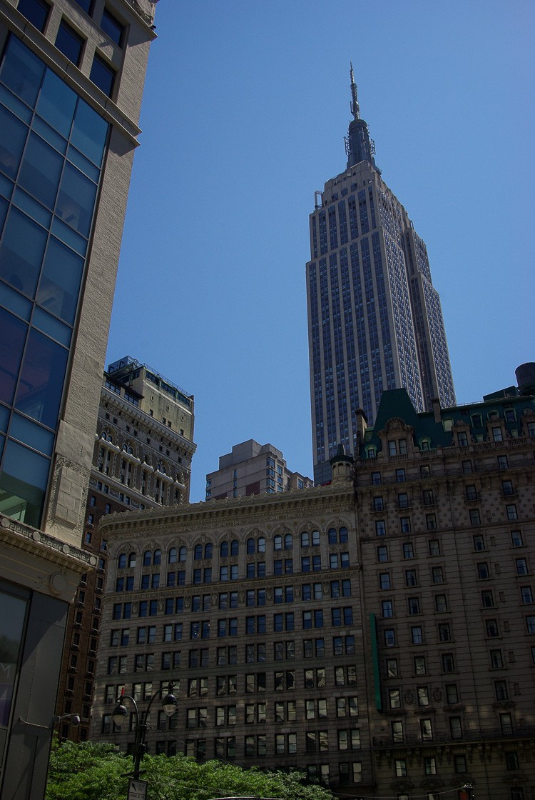 Central-park-Empire-state