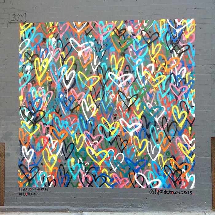 NewYork-Love-Wall